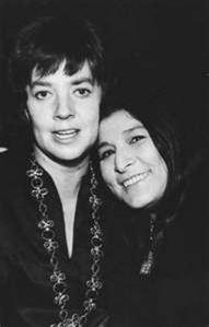 María Elena Walsh y Mercedes Sosa